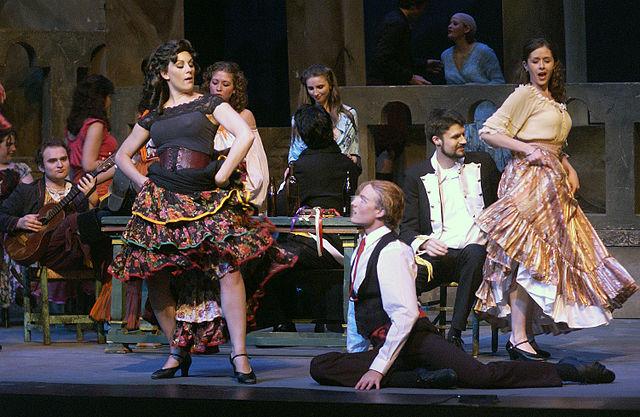 Ж бизе (1838 20131875) кармен, опера в 4-х действиях